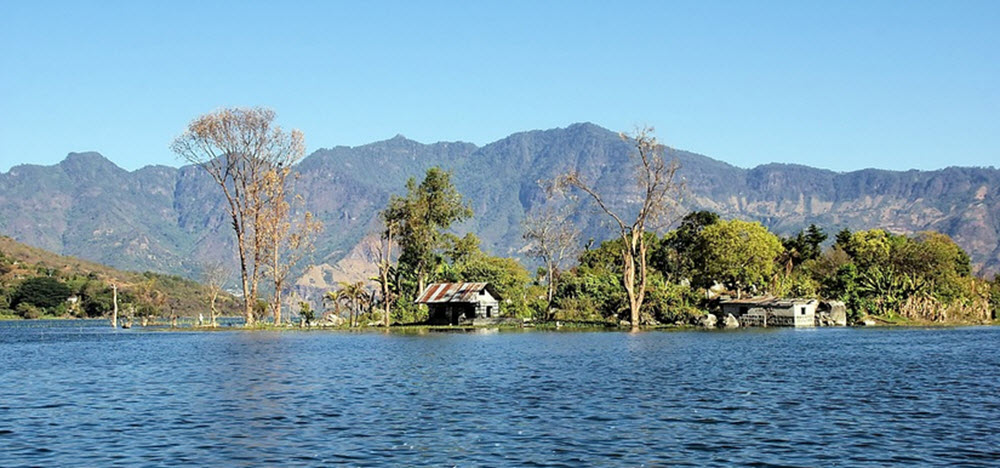 Guatemala lake